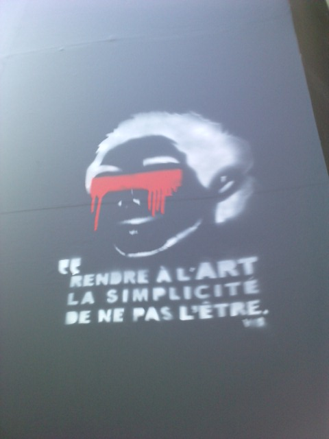 Street Art - Pochoirs (3/4)