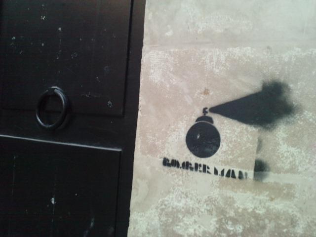 Street Art - Pochoirs (1/4)
