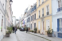 Rue Crémieux, Paris, Fr.