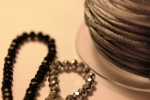 Noir et Gris / Perles etFils