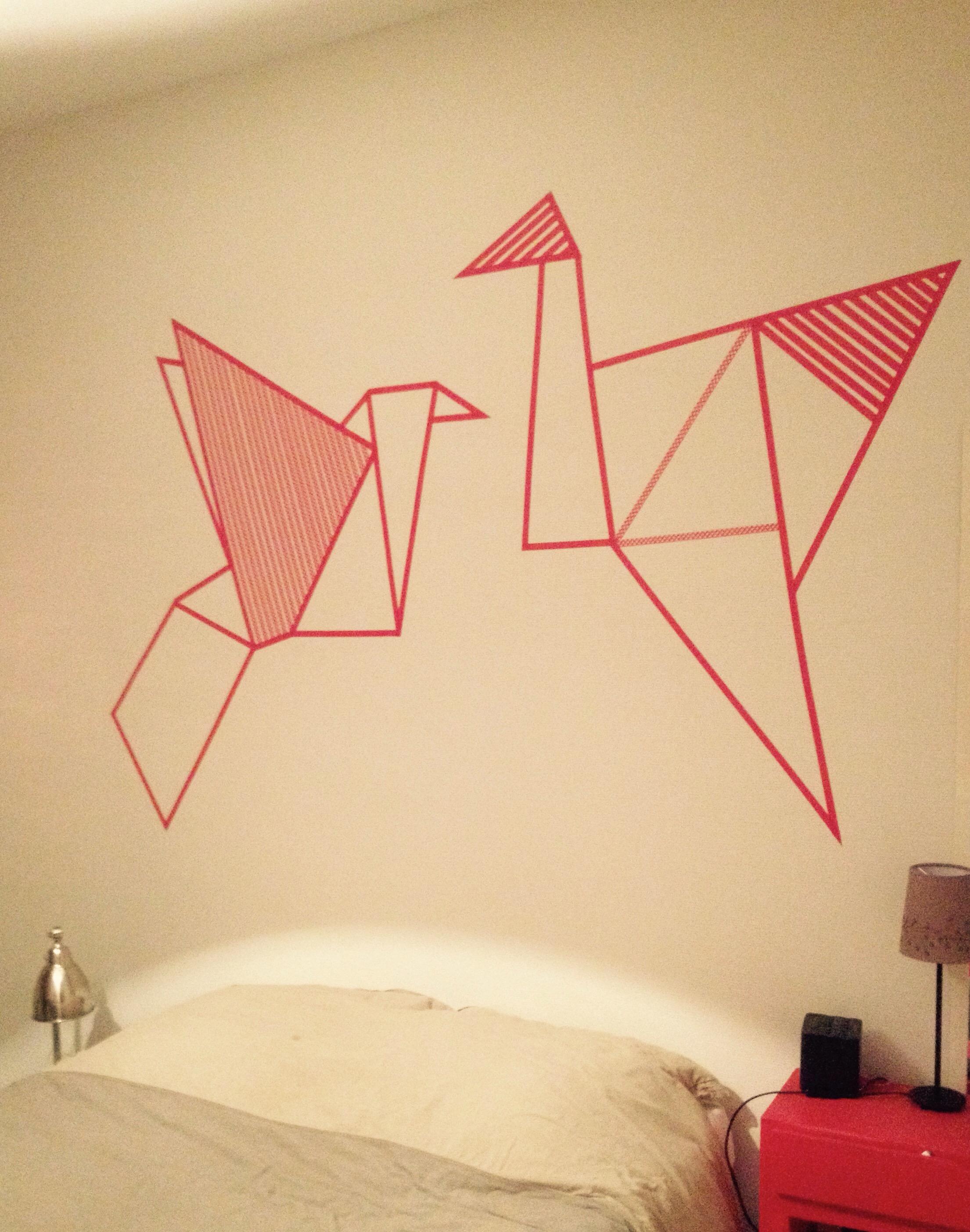 masking tape ad les bonnes id es. Black Bedroom Furniture Sets. Home Design Ideas